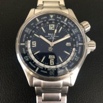 Ball pre-owned Automatic 45mm Blue