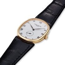 Patek Philippe Golden Ellipse Yellow gold 32mm White Roman numerals United States of America, New Jersey, Chatham