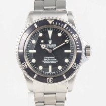 Rolex Submariner (No Date) Steel 40mm Black No numerals United States of America, California, Newport Beach, Orange County, CA