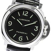 Panerai Luminor Base 44mm Черный