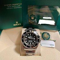 Rolex Sea-Dweller Deepsea Steel 44mm Black No numerals United States of America, Iowa, Des Moines