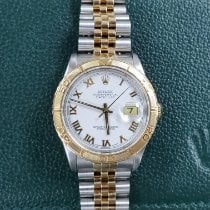 Rolex Datejust Turn-O-Graph Gold/Steel 36mm Champagne No numerals United States of America, California, Los Angeles