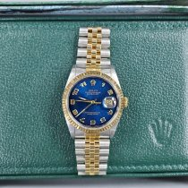 Rolex 16233 Gold/Steel 1992 Datejust 36mm pre-owned United States of America, California, Los Angeles