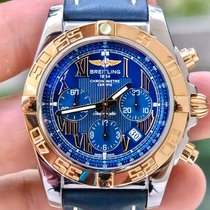 Breitling Chronomat 44 CB0110 Muy bueno Acero y oro 44mm Automático