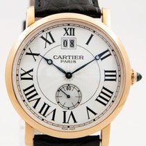 Cartier Rose gold 42mm Manual winding pre-owned