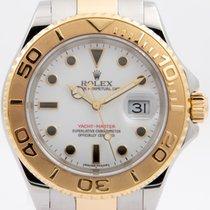 Rolex Золото/Cталь 2006 Yacht-Master 40mm подержанные