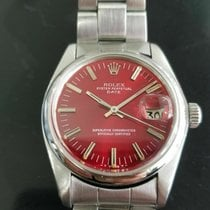 Rolex Oyster Perpetual Date Steel 35mm