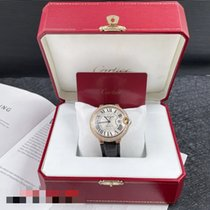 Cartier Rose gold 42mm Automatic WE900851 pre-owned