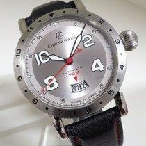 Chronoswiss Timemaster Stahl 41mm Silber Deutschland, Bad Abbach
