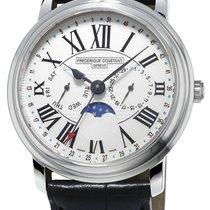 Frederique Constant Classics Business Timer new Quartz Watch with original box and original papers FC-270M4P6 FC270M4P6 / 270M4P6