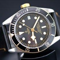 Tudor Black Bay S&G Acero 41mm Negro