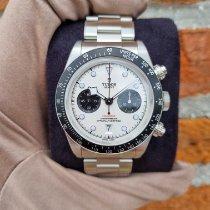 Tudor Black Bay Chrono Steel 41mm White No numerals