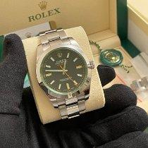 Rolex Milgauss Steel 40mm Black No numerals UAE, Ajman