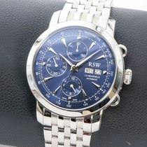 RSW pre-owned Automatic 44mm Sapphire crystal 3 ATM