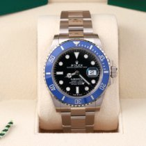 Rolex Submariner Date new 2021 Automatic Watch with original box and original papers 126619LB-0003