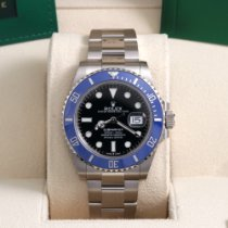 Rolex new Automatic 41mm White gold Sapphire crystal