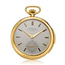 Patek Philippe Minute Repeater Very good Yellow gold 47mm
