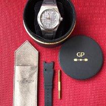 Girard Perregaux Laureato Steel 38mm Grey No numerals