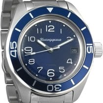 Vostok Steel 42mm Automatic 030598 pre-owned United States of America, Ohio, Xenia