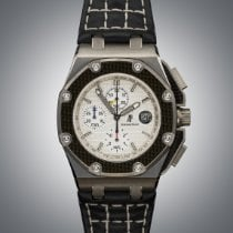 Audemars Piguet Royal Oak Offshore Chronograph 26030IO.OO.D001IN.01 Unworn Titanium 44mm Automatic