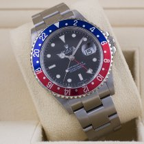 Rolex GMT-Master II 16710T Very good Steel 40mm Automatic
