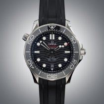 Omega Seamaster Diver 300 M 210.30.42.20.01.001 Very good Steel 42mm Automatic