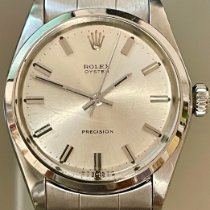 Rolex Oyster Precision 6426 Good Steel 34mm Manual winding