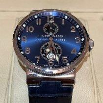 Ulysse Nardin 263-66 Çelik 2007 Marine Chronometer 41mm 41mm ikinci el