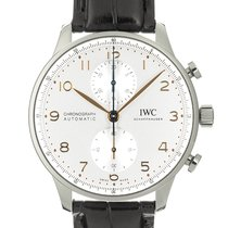 IWC Steel 41mm Automatic W371604 pre-owned