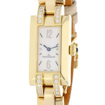 Jaeger-LeCoultre Ideale 17mm Mother of pearl Arabic numerals
