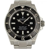 Rolex Sea-Dweller 4000 40mm Schwarz Keine Ziffern Schweiz, Lugano