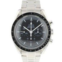 Omega 145.0022 Çelik Speedmaster Professional Moonwatch 42mm ikinci el