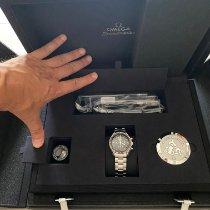 Omega 311.30.42.30.01.005 Acciaio Speedmaster Professional Moonwatch 42mm usato Italia, 09044