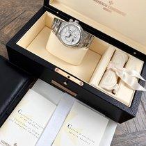 Vacheron Constantin Overseas Dual Time 47450/B01A-9226 Very good Steel 42mm Automatic