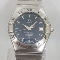 Omega Constellation Steel 35mm Blue No numerals India, Mumbai