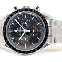 Omega Speedmaster Professional Moonwatch nuevo 2021 Cuerda manual Cronógrafo Reloj con estuche y documentos originales 311.30.42.30.01.005