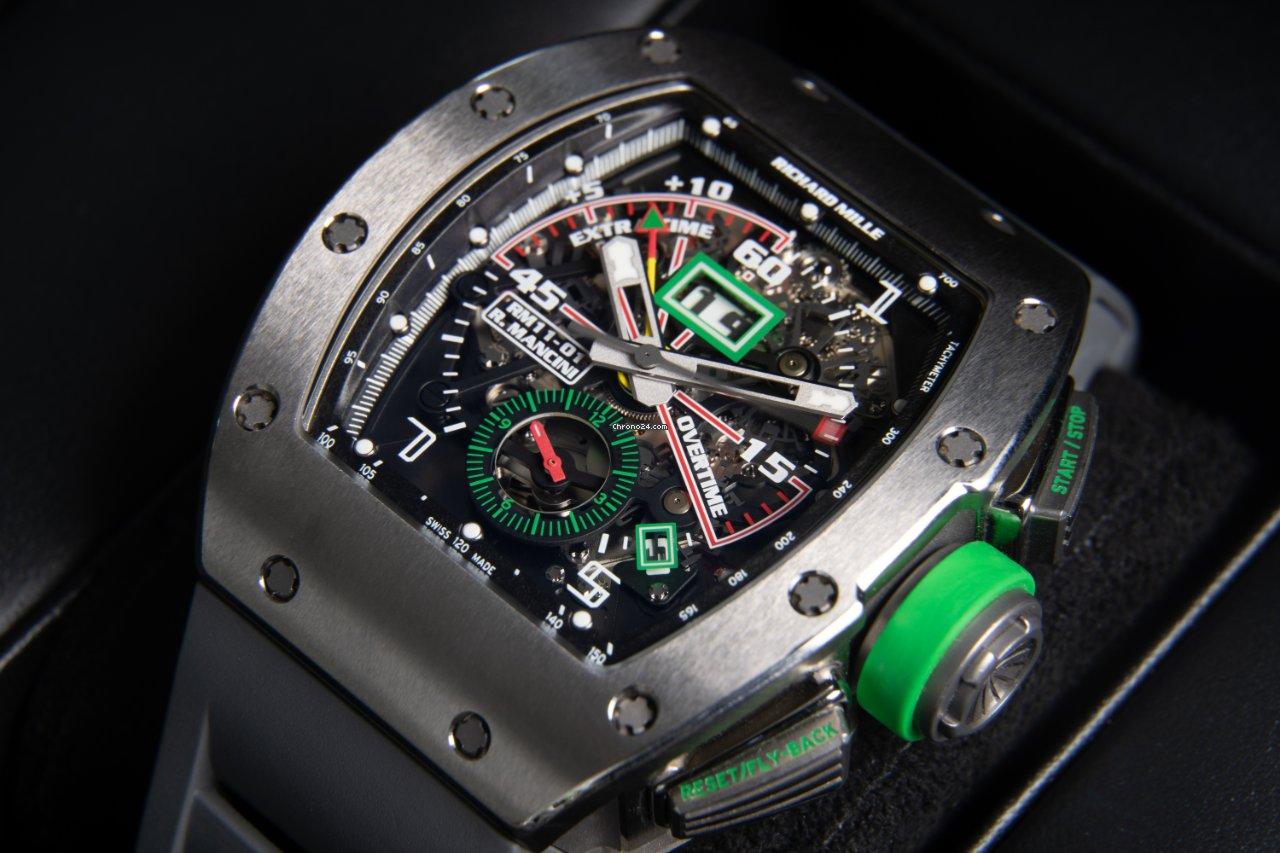 Richard Mille RM 011 RM11-01 2021 new