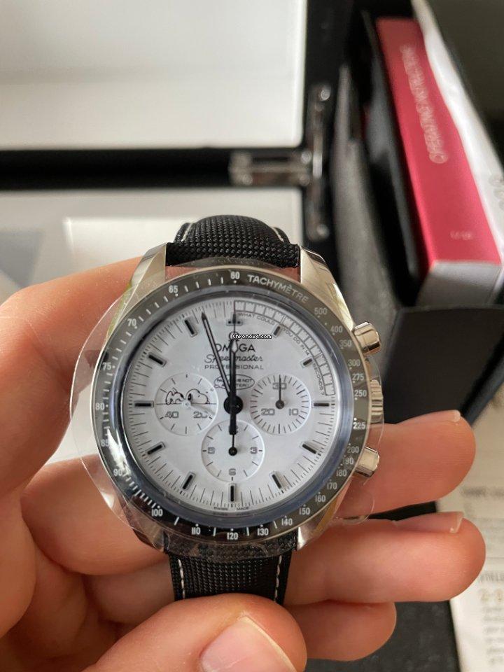 Omega Speedmaster Professional Moonwatch 311.32.42.30.04.003 2016 nieuw