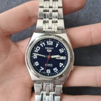 Seiko 5 7s26-02e0 a4 Very good Steel 38mm Automatic