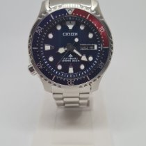 Citizen Promaster Marine new 2021 Automatic Watch with original box and original papers NY0086-83L