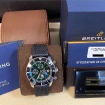 Breitling Superocean Heritage II Chronographe Steel Green United States of America, California, Los Angeles