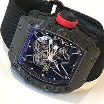 Richard Mille RM 035 RM35-01 Très bon Carbone 50mm Remontage manuel