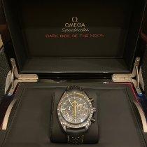 歐米茄 Speedmaster Professional Moonwatch 碳 44.25mm 黑色 無數字 香港, 852