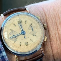 Rolex Chronograph Rose gold 36mm Champagne