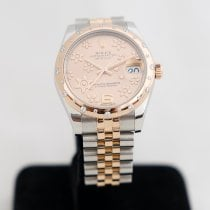 Rolex Datejust II Oyster Swimpruf Very good Gold/Steel 31mm Automatic Thailand, Bangkok