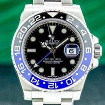 Rolex GMT-Master II Steel 40mm United States of America, Massachusetts, Boston