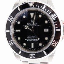 Rolex Sea-Dweller 4000 Staal Zwart
