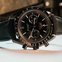Omega Speedmaster Professional Moonwatch Céramique 44.2mm Noir Sans chiffres Belgique, bruxelles