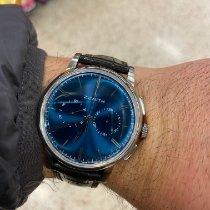 Zenith Elite Chronograph Classic Acier 42mm Bleu Sans chiffres