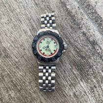TAG Heuer Formula 1 Lady pre-owned 27mm Yellow